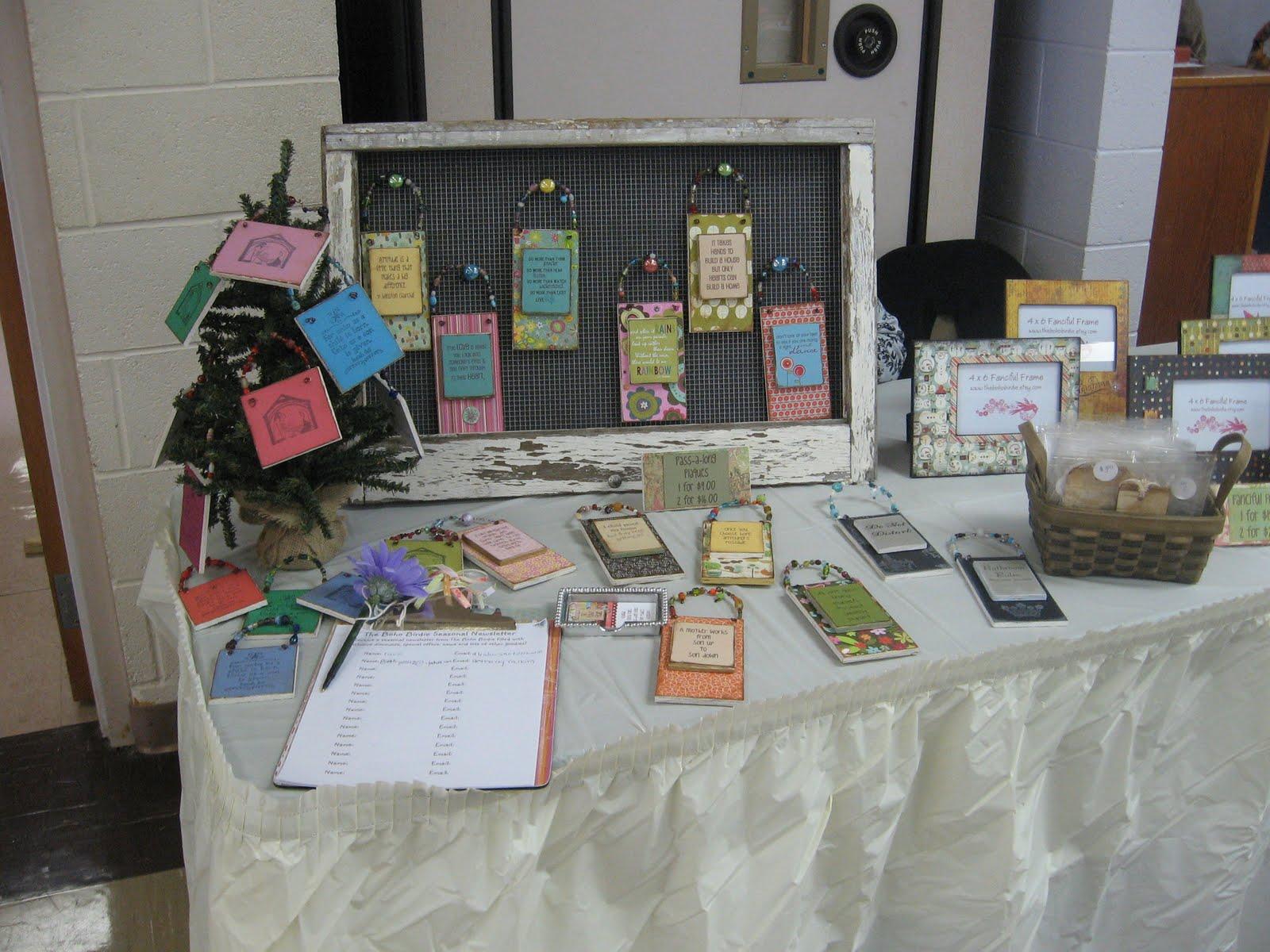 Dakota High School Holiday Craft Show