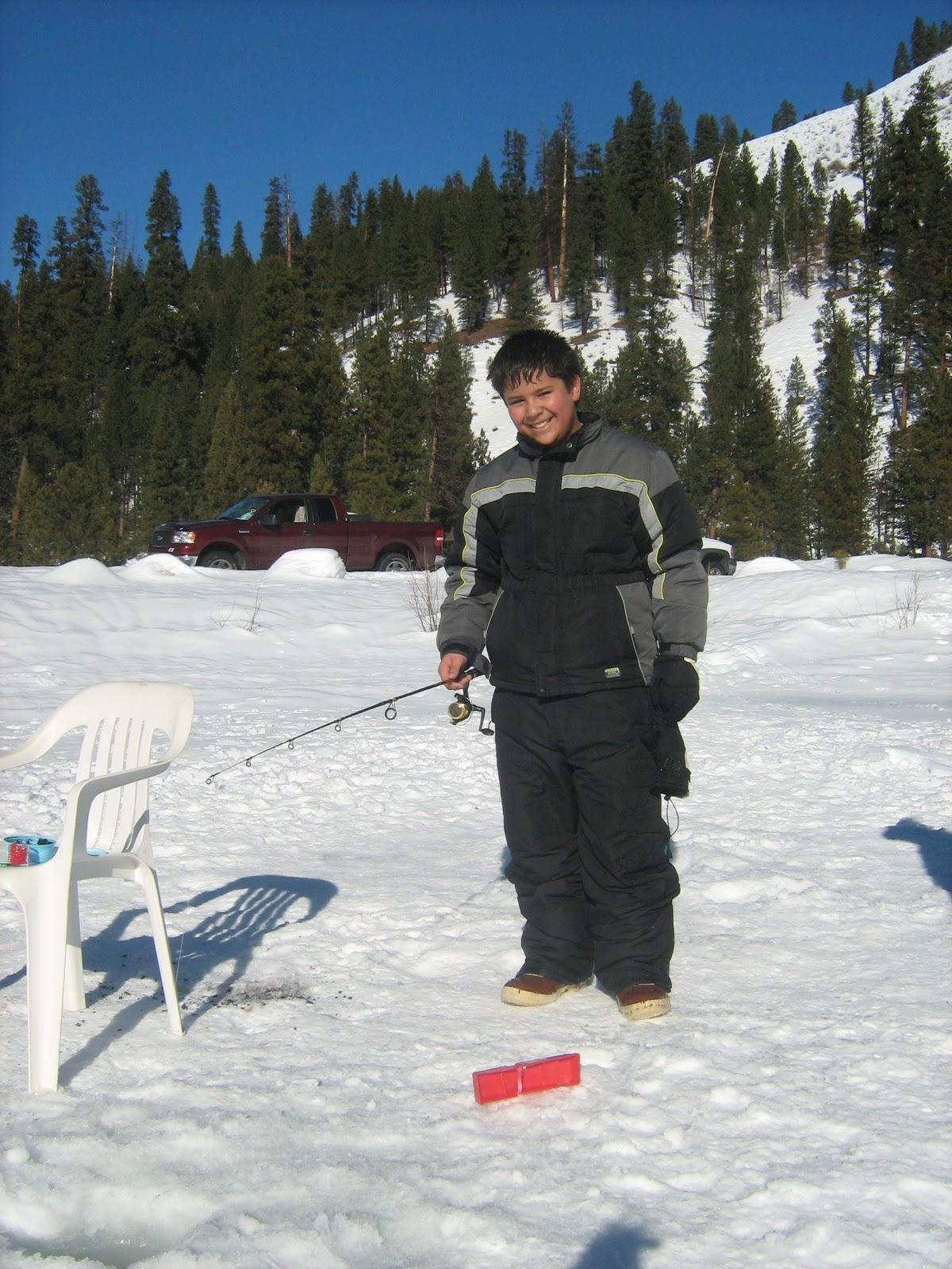 Garden Valley Idaho Fishing