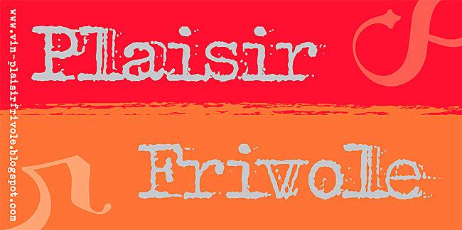 Plaisir Frivole 8.5°