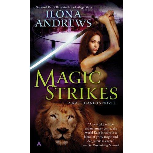 Fantasy Book Critic Quot Magic Strikes Quot And Quot Magic Mourns Quot By border=
