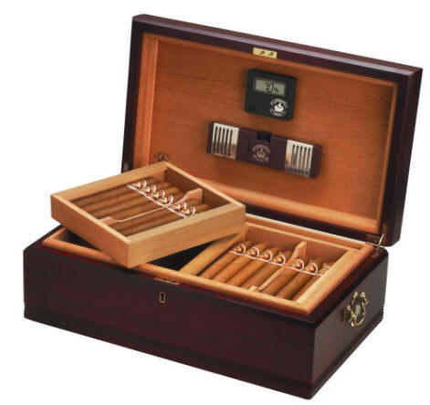Craft Central How A Wooden Cigar Box Is Good For Cigars