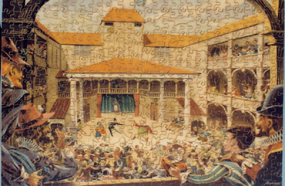 Notes On Shakespeare Elizabethan Theatre