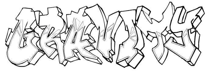 Membuat Grafiti di internet Instant ~ Kecetit