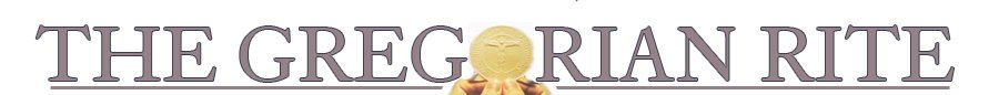 Summorum Pontificum