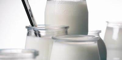 Sobremesa de iogurte natural com fruta - Receitas Doces