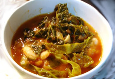 Sopa, Sopa de Feijão com Ossos