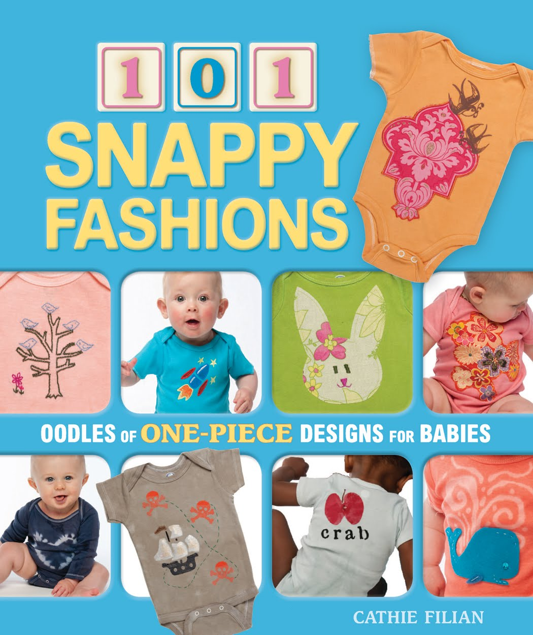 Cathie Filian: How To Throw A Snapsuit (onesie) Decorating