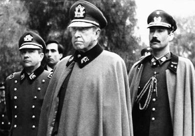 Wanabehuman Comment Pinochet Escaping The Long Arm Of The Law
