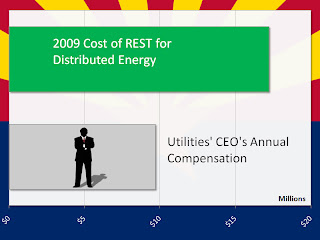 REST Distributed to CEO Compensation