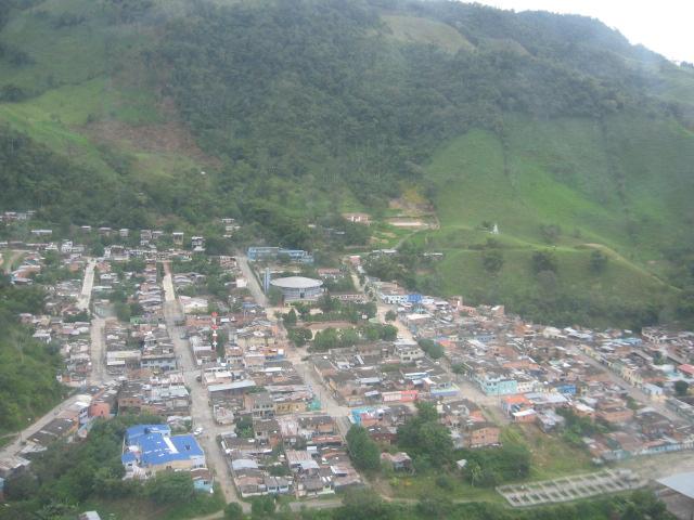 OTANCHE SANTUARIO ECOLOGICO Y CENTRO CULTURAL Y DEPORTIVO DEL OCCIDENTE DE BOYACA