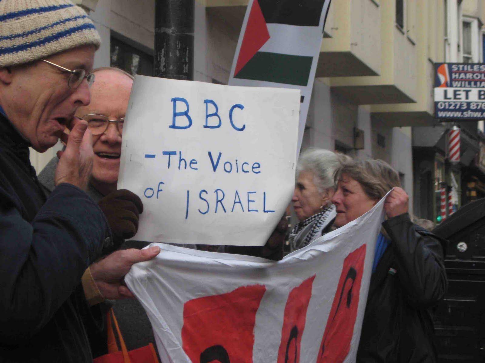 Tony Greenstein Blog: Tony Greenstein's Blog: The BBC's Biased & Shameful