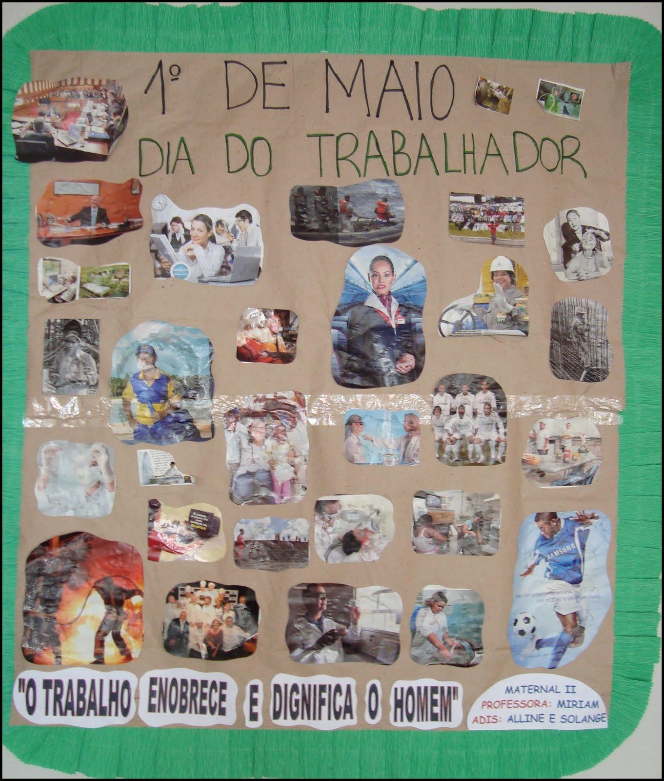 Paix o maternal professora miriam generich mural dia for Mural de natal 4 ano