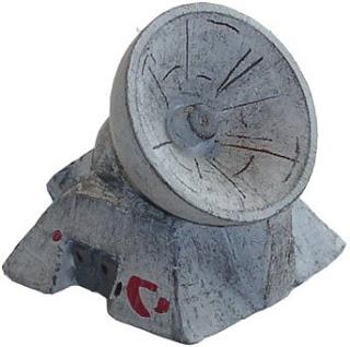 A Fistful of TOWs: 1/300 Sci-Fi Stuff: JR Miniatures