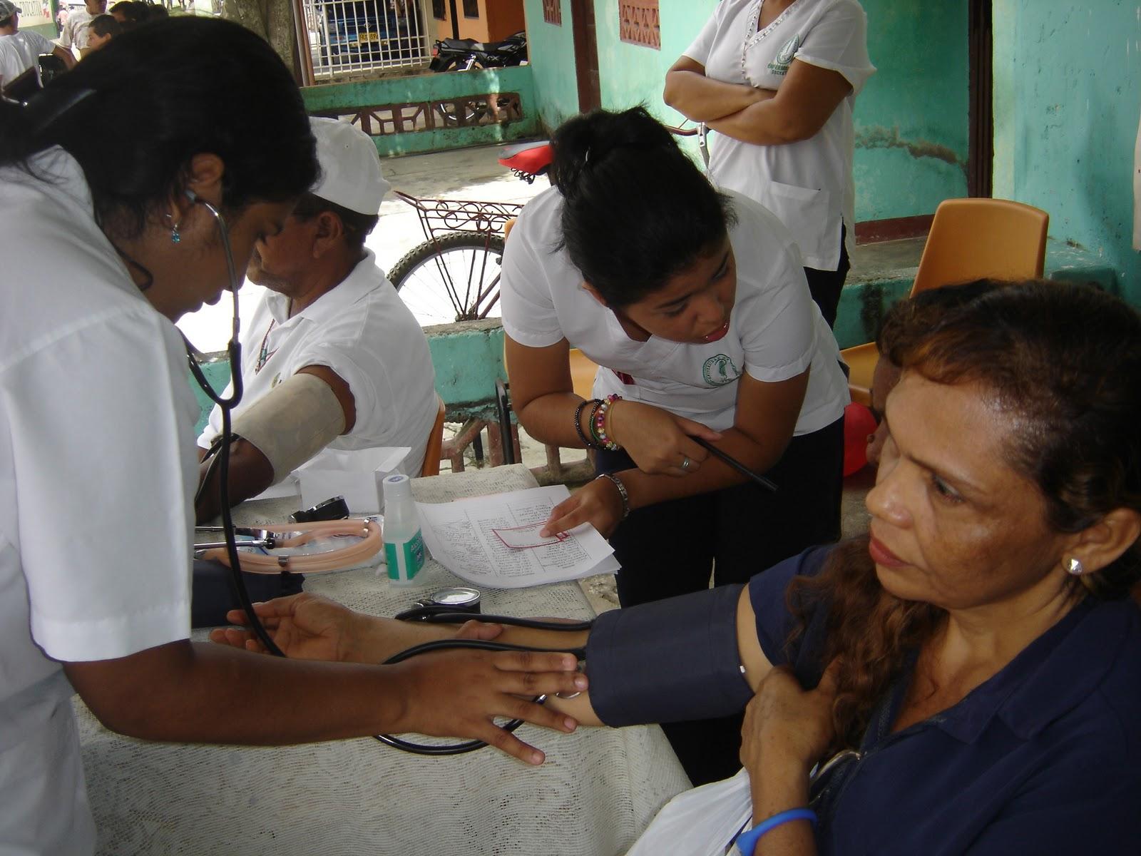 salud familiar de enfermeria: TOMA CASUAL DE PRESIÓN..