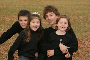 Jordan, Caylee, Nick and Cassie