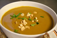 Curried Peanut Squash Soup