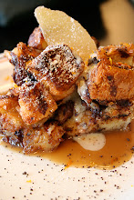 Pain Au Chcolat Bread Pudding