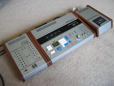 Roland MC-4b, MTR-100, OP8