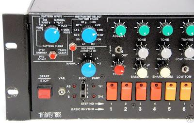 Harvey TR-808
