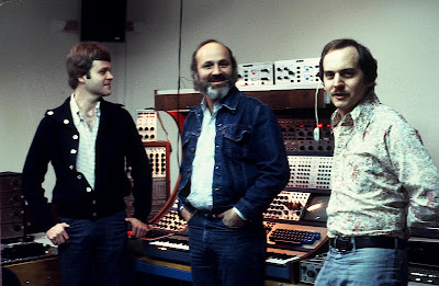 Barry Schrader, Morton Subotnick