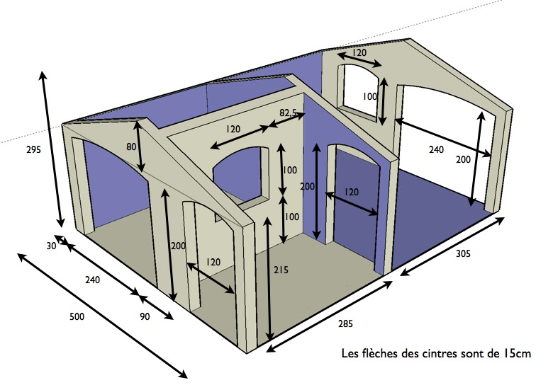 le blog de notre piscine le plan d finitif du local technique. Black Bedroom Furniture Sets. Home Design Ideas
