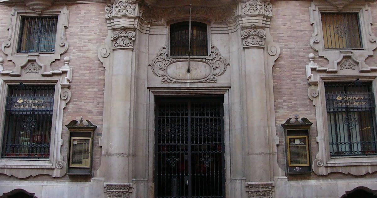 Murcia confidencial el banco de santander pone a la for Oficinas banco de santander