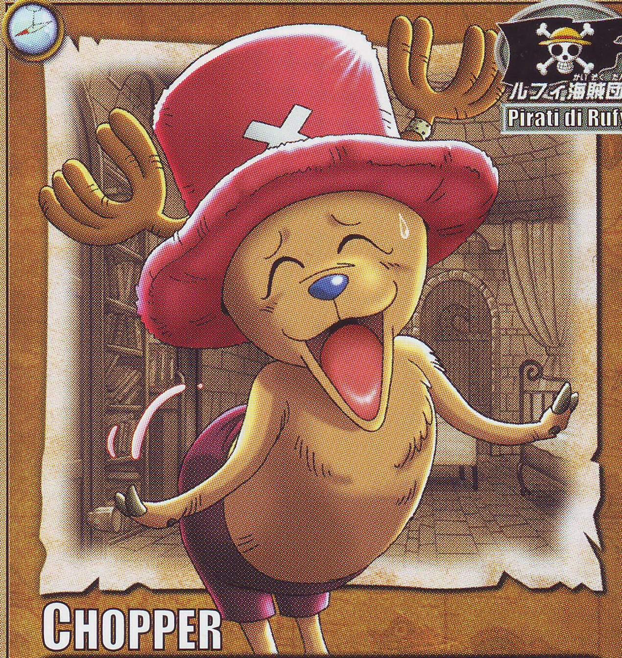 chopper one piece