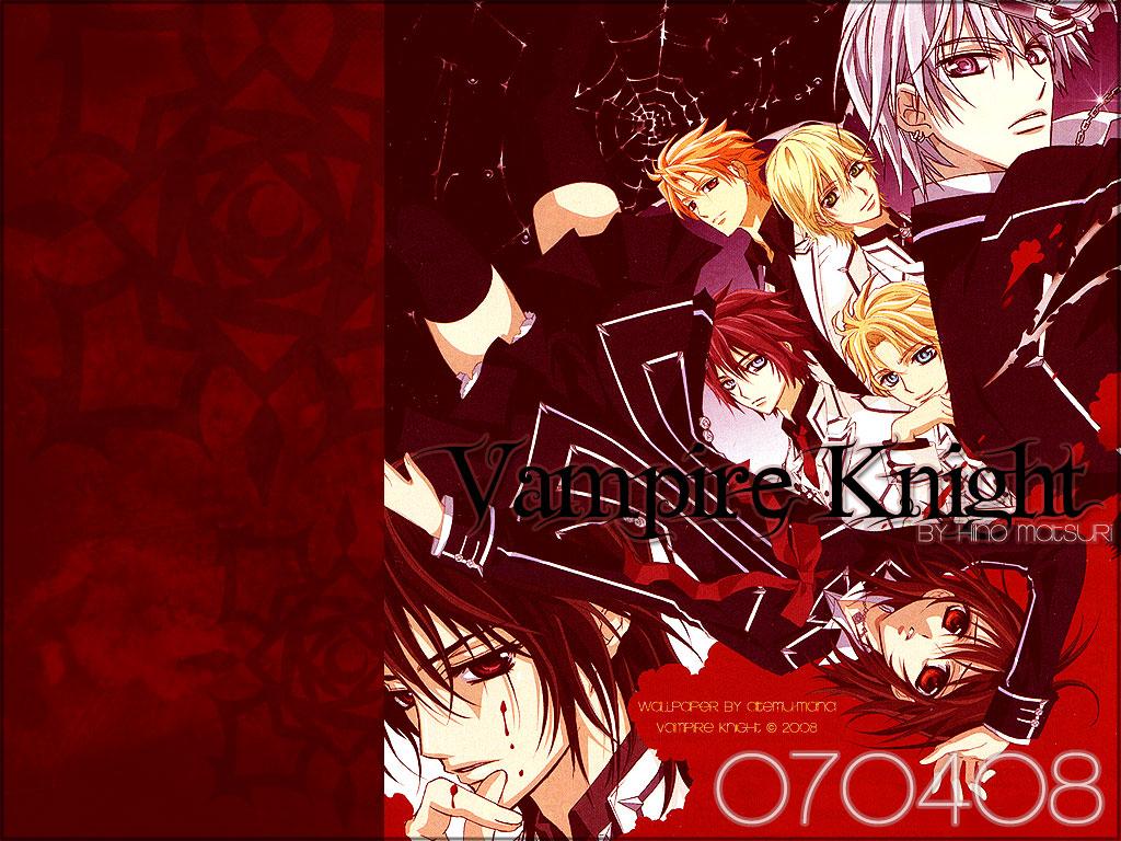 Wallpaper desain june 2010 - Wallpaper vampire anime ...