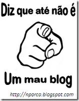 Premio No es un Mal Blog