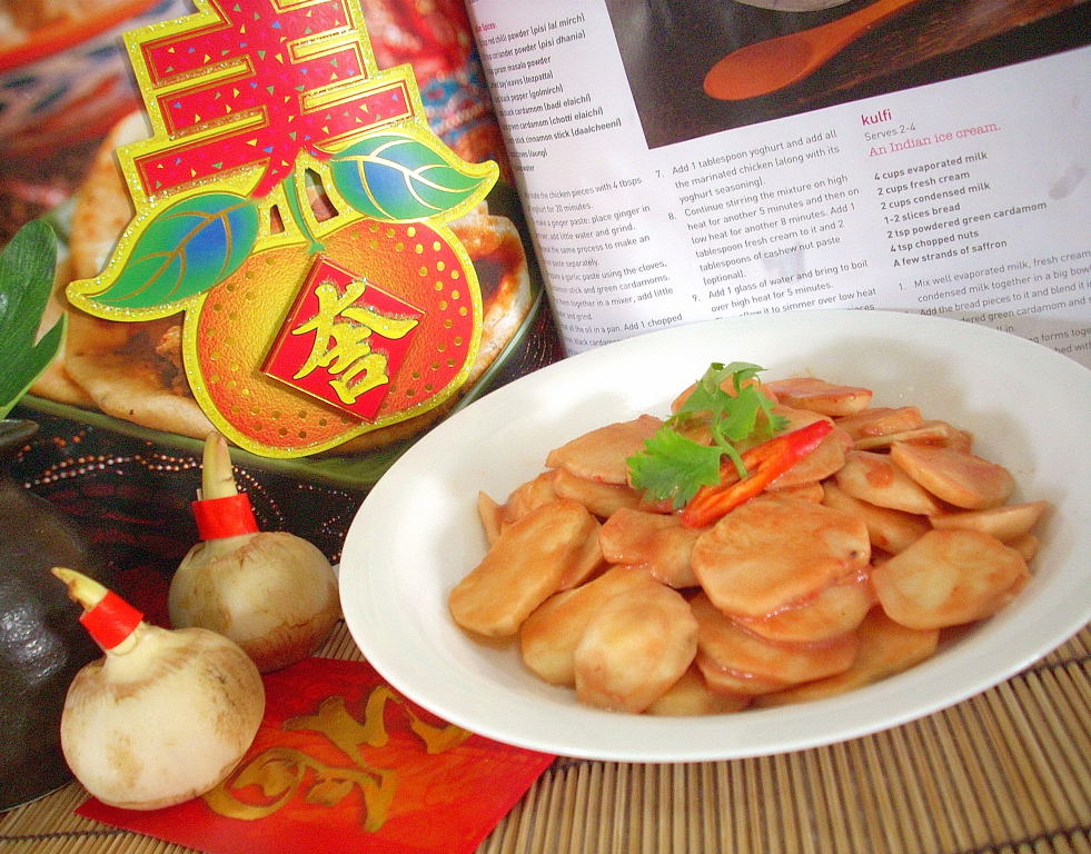 The modern vegetarian recipes chinese new year cuisine stir chinese new year cuisine stir fried chinese arrowhead forumfinder Choice Image