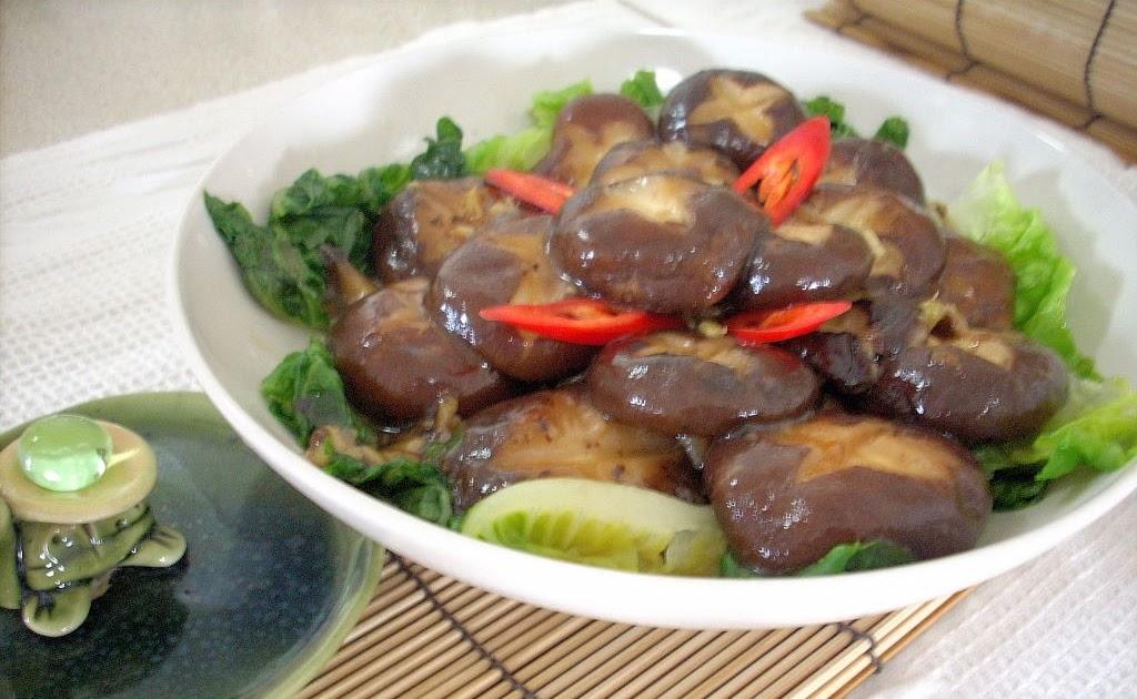 The modern vegetarian recipes stir fried shiitake mushroom - The modern vegetarian kitchen ...