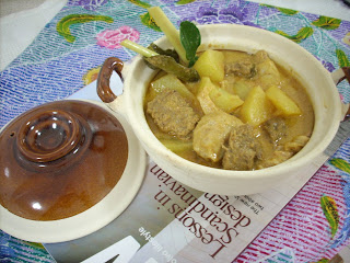 The modern vegetarian recipes vegetarian opor ayam - The modern vegetarian kitchen ...