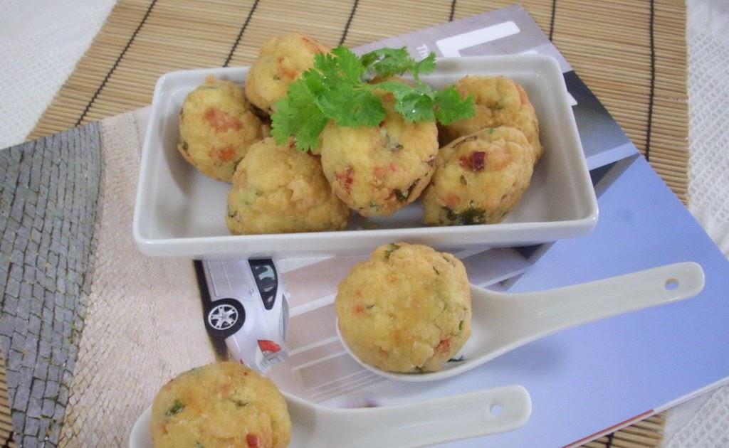 The modern vegetarian recipes crispy tofu balls - The modern vegetarian kitchen ...