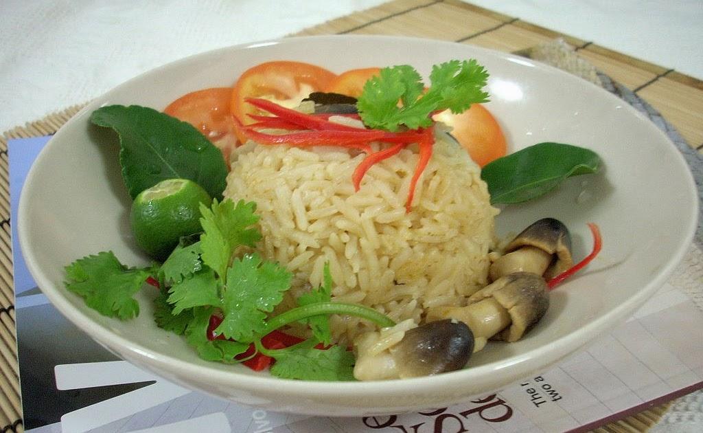 The modern vegetarian recipes one pot tom yum rice - The modern vegetarian kitchen ...