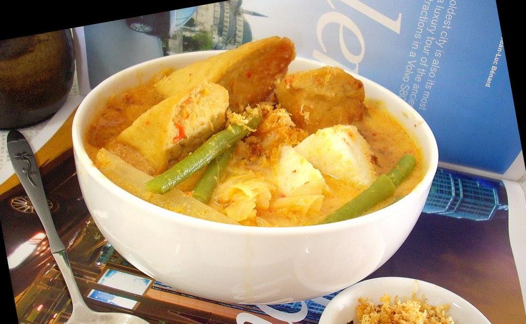 The modern vegetarian recipes vegetarian lontong - The modern vegetarian kitchen ...
