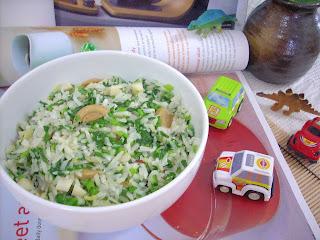 The modern vegetarian recipes popeye s fried rice - The modern vegetarian kitchen ...