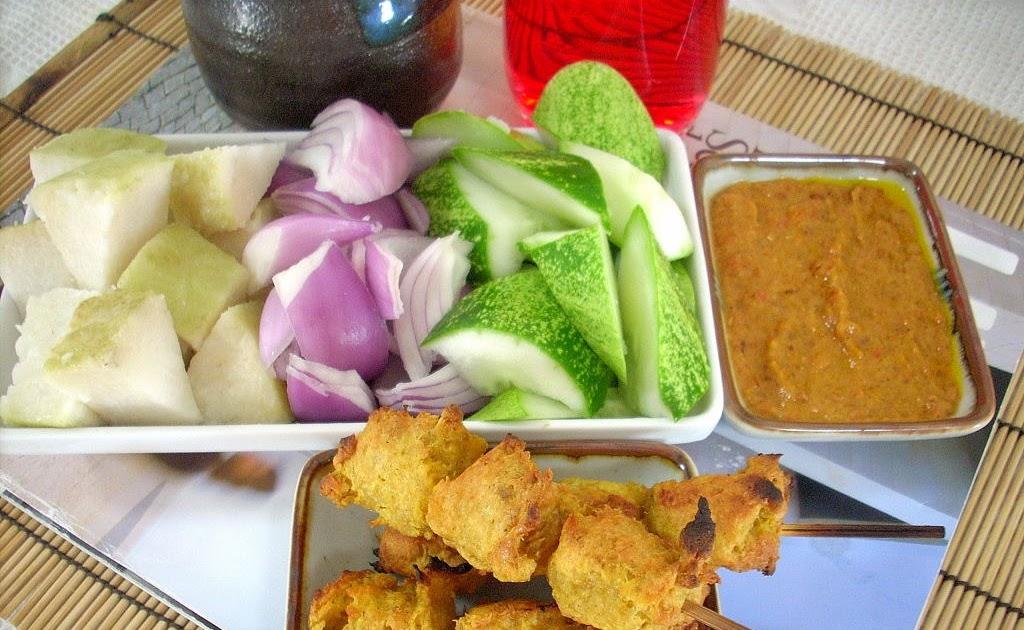 The modern vegetarian recipes satay peanut sauce - The modern vegetarian kitchen ...