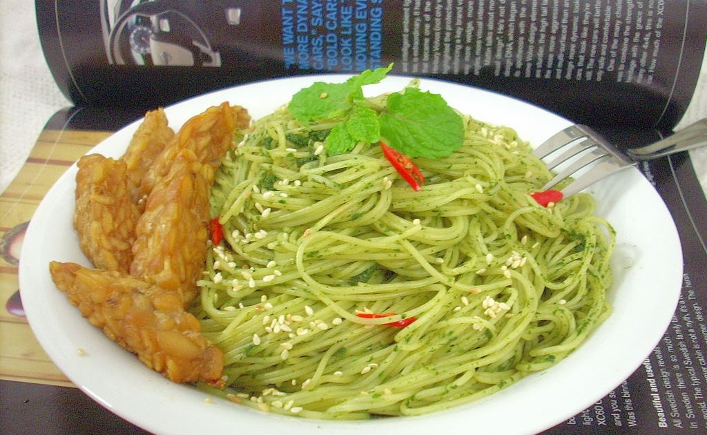 The modern vegetarian recipes thunder tea pasta - The modern vegetarian kitchen ...