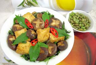 The modern vegetarian recipes stir fried tofu and - The modern vegetarian kitchen ...