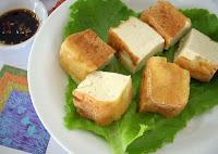 The modern vegetarian recipes simple deep fried tofu - The modern vegetarian kitchen ...