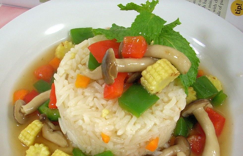 The modern vegetarian recipes vegetable mui fan - The modern vegetarian kitchen ...