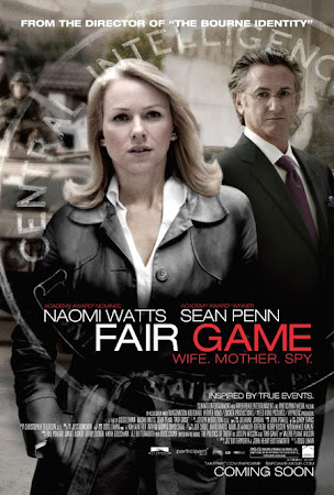 Fair Game [Caza a La Espia] DVDRip Español Latino