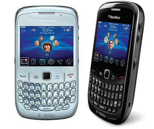 Blackberry Gemini 3G 9300