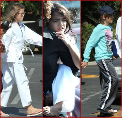 Filhos de Michael Jackson