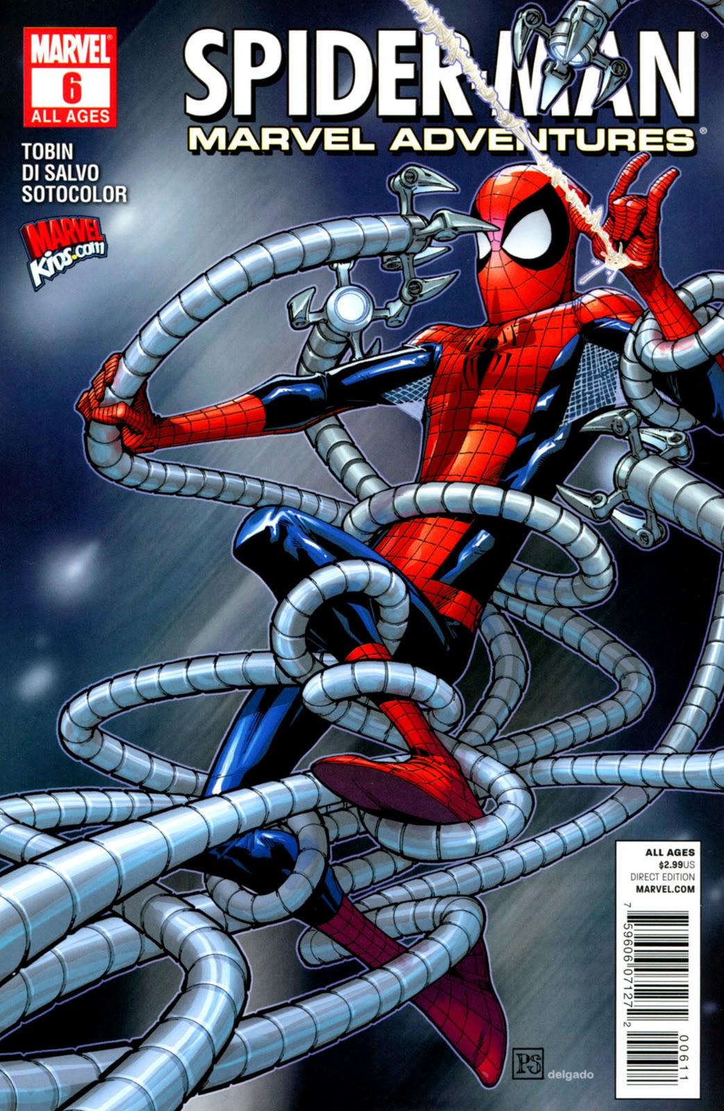 X Men Supreme Marvel Adventures Spider Man 6