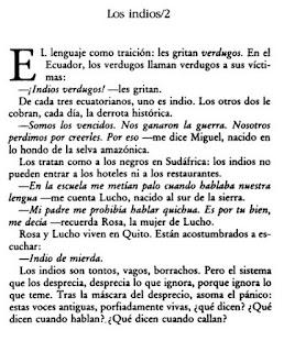 Una abraçada d'Eduardo Galeano