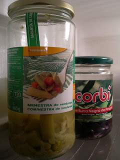 (Co)minestra i olives Corbí