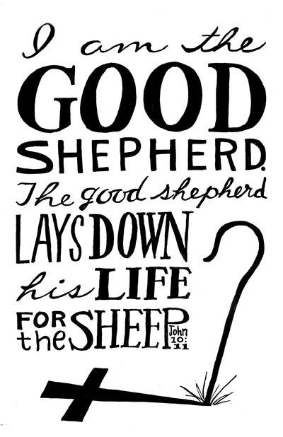 Lion Lamb Blog David Mundy Earth Sunday Good Shepherd