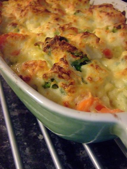 Firinda Brokoli  Tarifi, Malzemeleri, Yemek Yapılışı