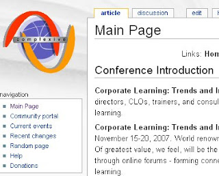 e-learning , conocimiento en red: Corporate Learning: Trends